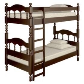 Кровать 2х ярусная Точёнка